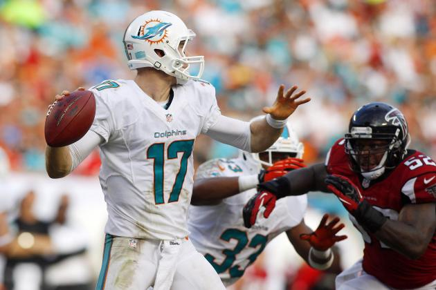Breaking Down the Miami Dolphins' Protection Issues on Offense