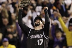 Todd Helton's Last Stand: The Colorado Rockies Star Walks into the Sunset