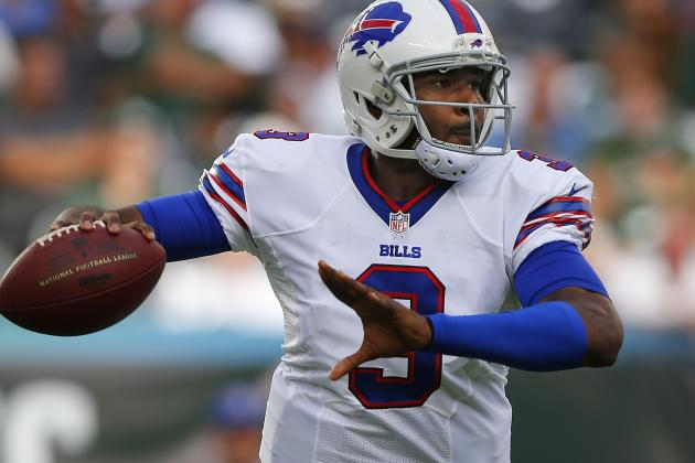 Bills preparing for Ravens