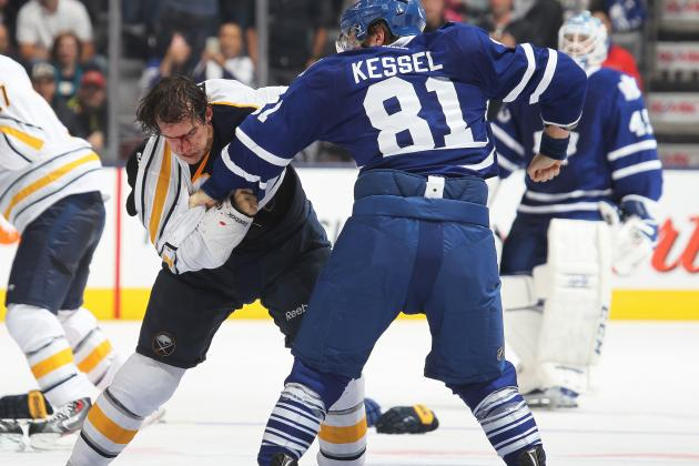 One Thing the Toronto Maple Leafs Stars Must Prove in 2013-14 Season