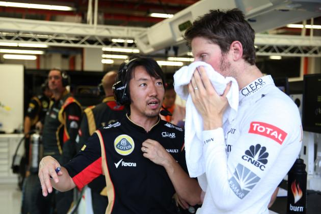 Why Romain Grosjean Won't Mature into a Title Contender