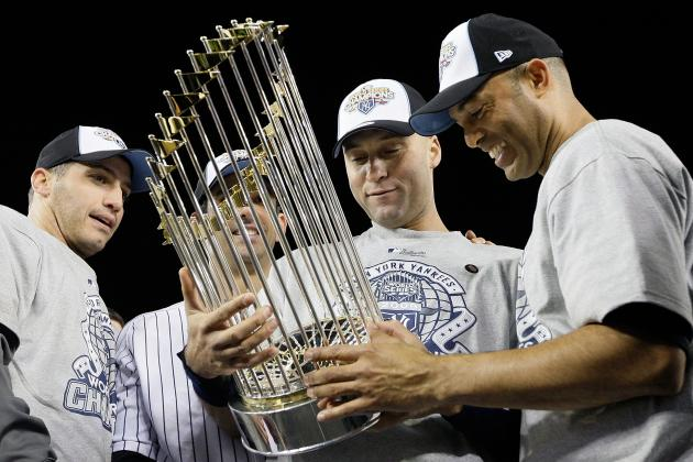 When Can We Realistically Expect the New York Yankees to Contend for a Title ?
