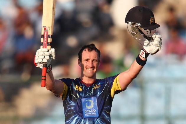 CLT20: Otago Volts vs. Perth Scorchers Scorecard, Recap and More