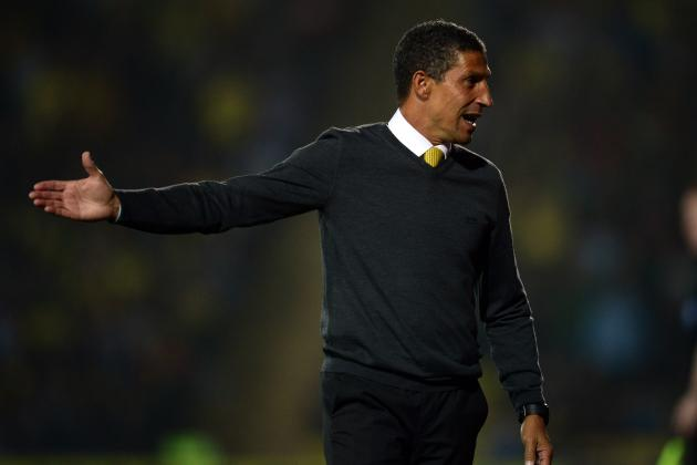 Premier League: If Chris Hughton Is Sacked, a Dangerous Precedent Is Set