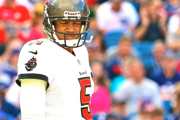 Mike Glennon Will Replace Josh Freeman as Buccaneers' Starting Quarterback