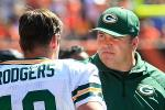 Rodgers Speaks Out on Sideline Feud with McCarthy
