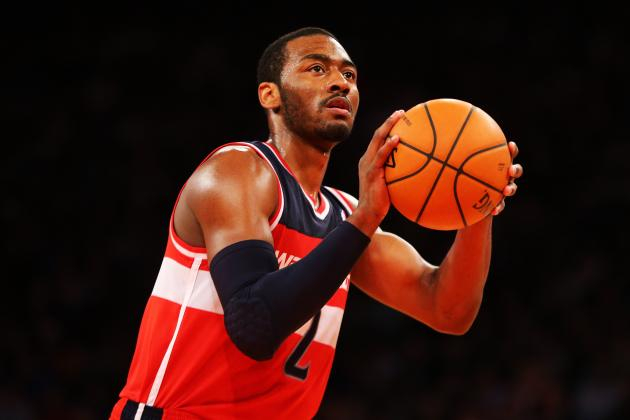 John Wall: 'I Feel Like I'm a Top 5 Point Guard in This League'