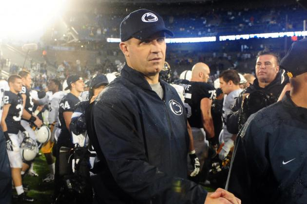 NCAA Still Hasn't Done Right by Current Penn State Football Players