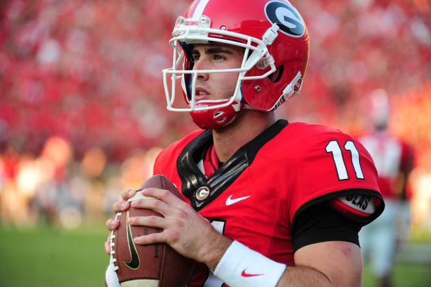 LSU vs. Georgia: How Zach Mettenberger Helped Aaron Murray Become a Better QB
