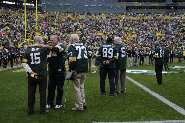 The 1965-1967 Green Bay Packers: The Boys Were Back in Town