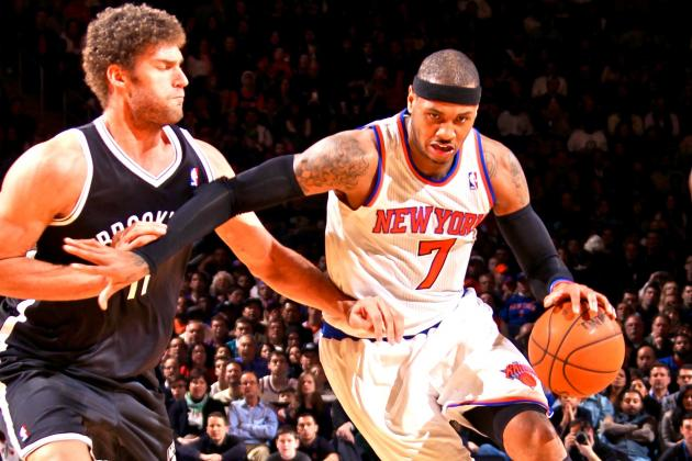 Knicks and Nets Both to Reportedly Host 2015 NBA All-Star Game