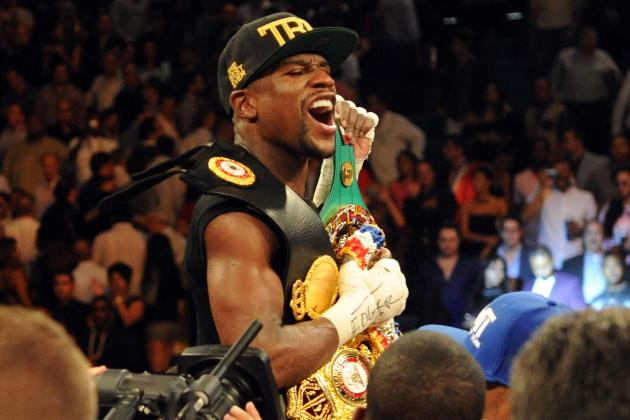 MMA: Imagining How Floyd Mayweather and Golden Boy Could Impact Promotion