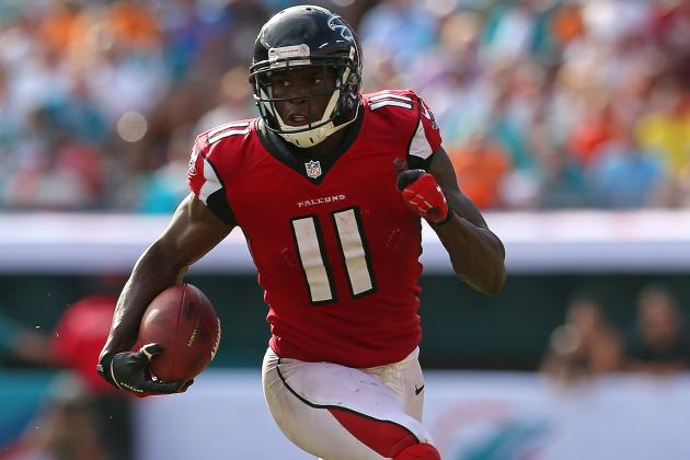 Patriots Expect Challenge from Julio Jones, Atlanta Crowd Noise