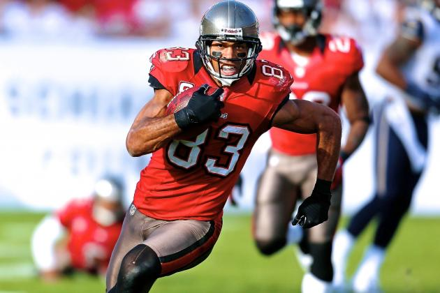 Vincent Jackson and Doug Martin's Updated Fantasy Outlook with Mike Glennon
