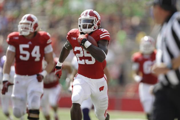 Meet Melvin Gordon, the Next Great Wisconsin Badgers RB