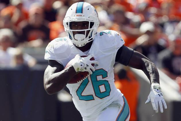 Can Dolphins Fix Run Game vs. Saints?