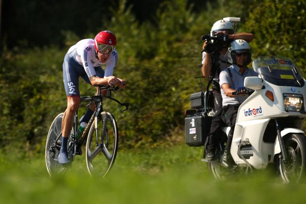 Cycling World Championships 2013: Men's Time Trial Results, Recap and Reaction