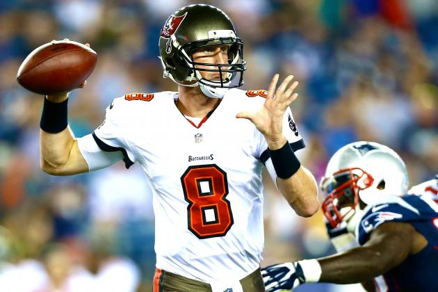 Mike Glennon's 2013 Fantasy Outlook After Replacing Josh Freeman