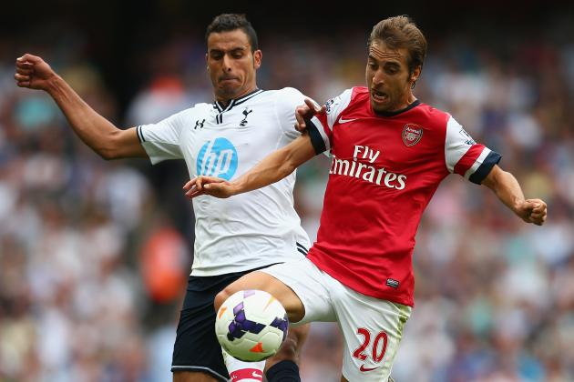 Is Mathieu Flamini as Important to Arsenal as Mesut Ozil?
