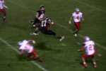 Watch: RB Hurdles Defender for 50-Yd TD