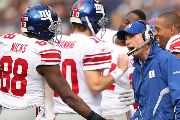 Tom Coughlin to Speak with Hakeem Nicks About Post-Game Comment