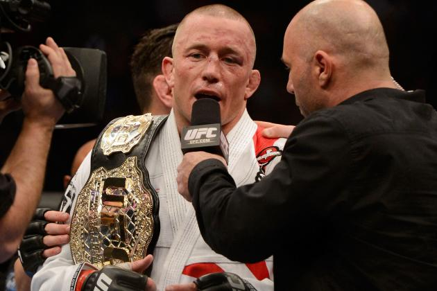Fired-Up Georges St-Pierre Clarifies WADA, VADA Stance