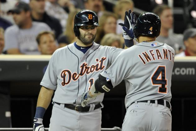 Could Alex Avila Be the Detroit Tigers' Postseason Hero in 2013?