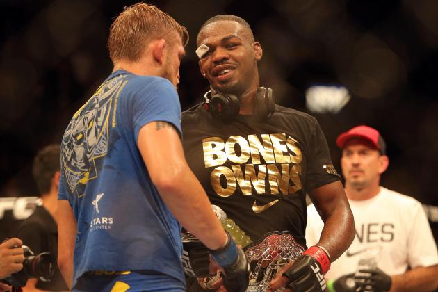 Why Jones vs. Gustafsson 2 Sets a Bad Precedent, and Why It Also Should Happen