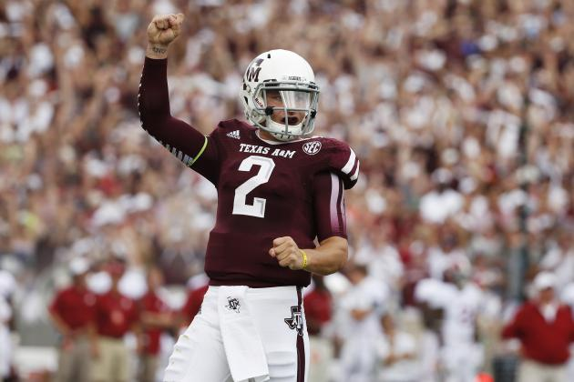 Johnny Manziel Must Win at Arkansas to Maintain Strong Heisman Trophy Candidacy