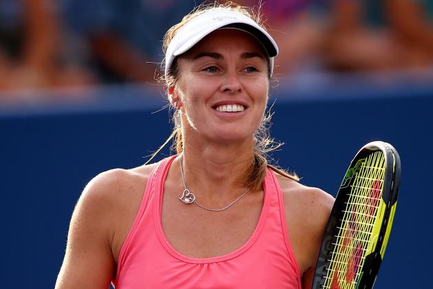 Hingis, Who Cheated on Her Husband Twice, Apparently Beat Him Up with Help