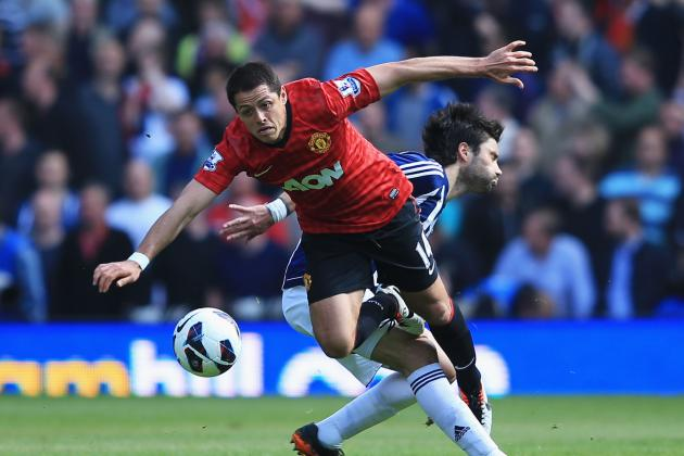Javier Hernandez: Is It Time for Chicharito to Leave Manchester United?