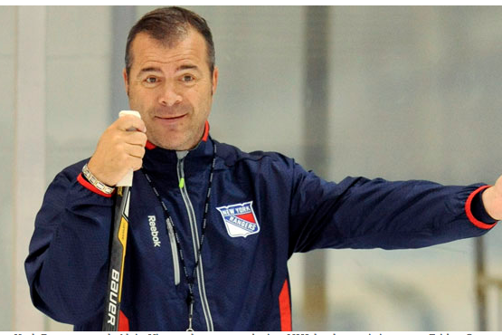 Spector: Rangers Coach Vigneault Remembers Canucks Days