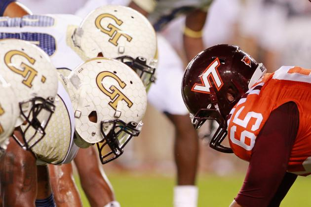Virginia Tech Hokies vs. Georgia Tech Yellow Jackets Betting Odds Preview, Pick
