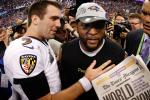 Flacco: Ray Lewis 'Knows Better' Than to Question Our Leadership
