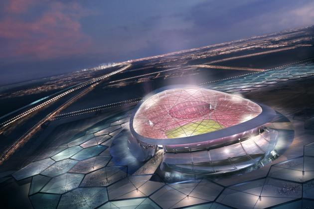 Qatar Reportedly Abusing Migrant Workers in Preparation for 2022 World Cup