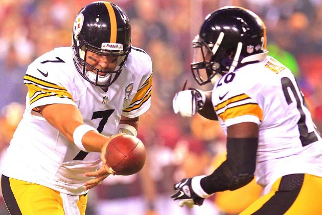 Steelers' Running Back Le'Veon Bell Draws Criticism from Ben Roethlisberger