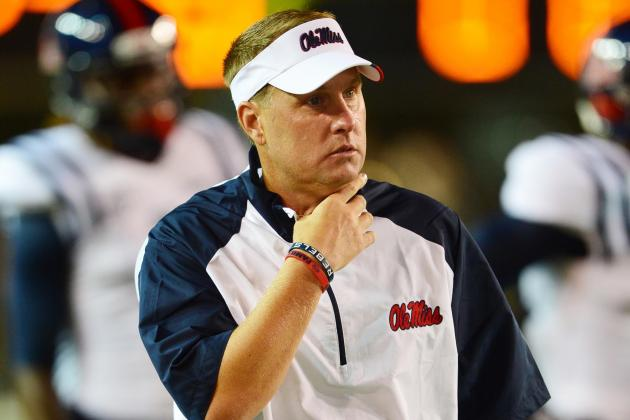 Is Showdown vs. Alabama the Biggest Game for Ole Miss Since Archie Manning Era?