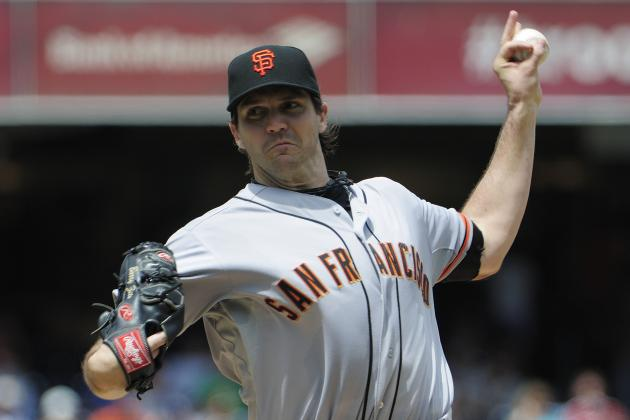 Giants Shut Down Bumgarner, Give Farewell Start to Zito Instead