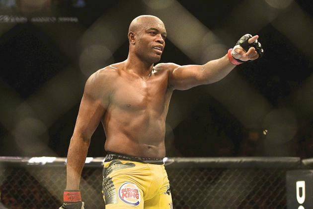 'New' Anderson Silva Vows to Give Chris Weidman His Knockout Back at UFC 168