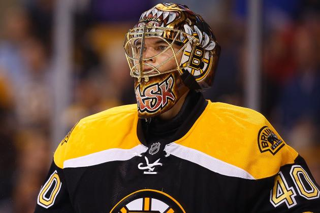 Rask Hopes for More Action in Preseason