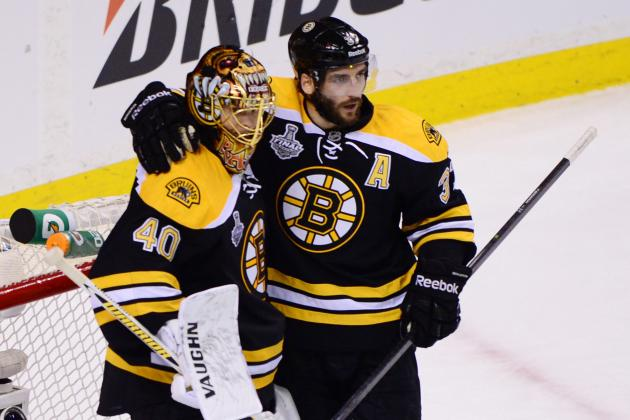 Patrice Bergeron Using Stanley Cup Final Loss as Motivation