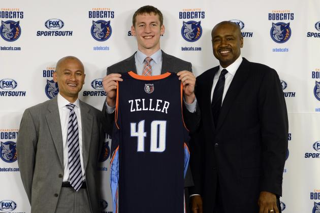 Bobcats' GM Compares Cody Zeller to LaMarcus Aldridge