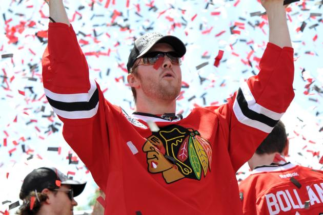 Pressure's on Bryan Bickell, the Blackhawks' $16 Million Man