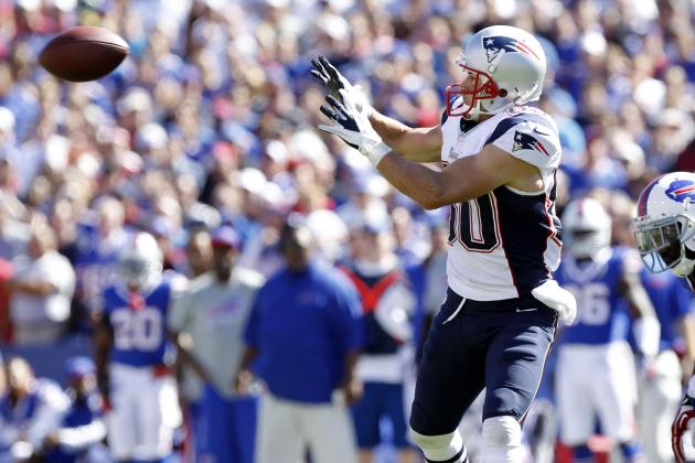 What Will Amendola and Gronk's Return Mean for the Patriots?
