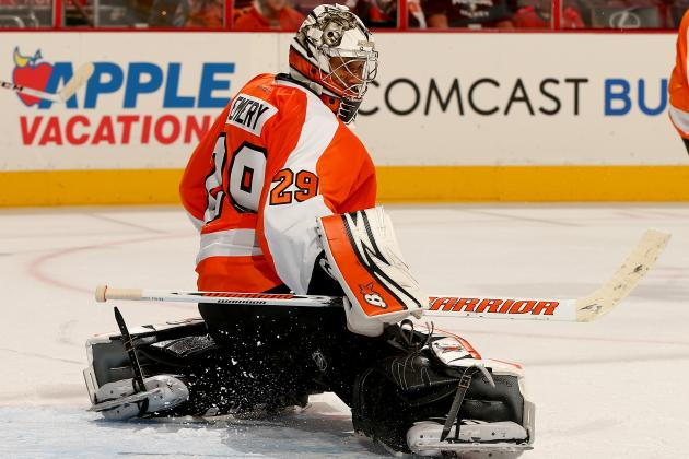Size Doesn't Matter for Flyers Goalies