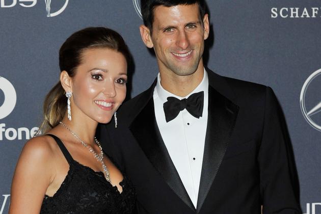 Novak Djokovic Pops Question, Reportedly Engaged to Girlfriend Jelena Ristic