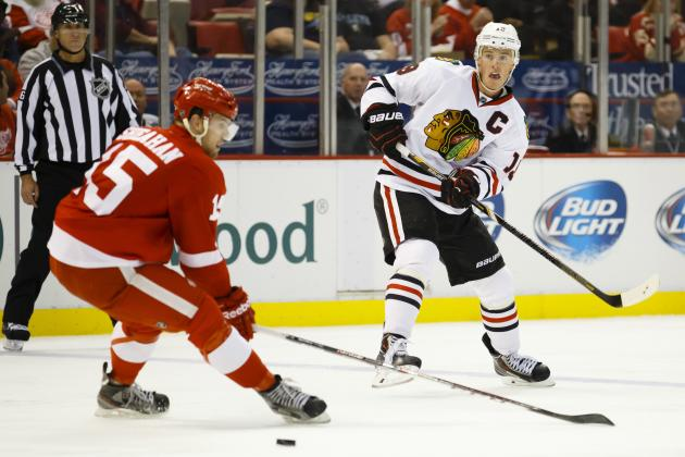 Red Wings Recall Three from Grand Rapids