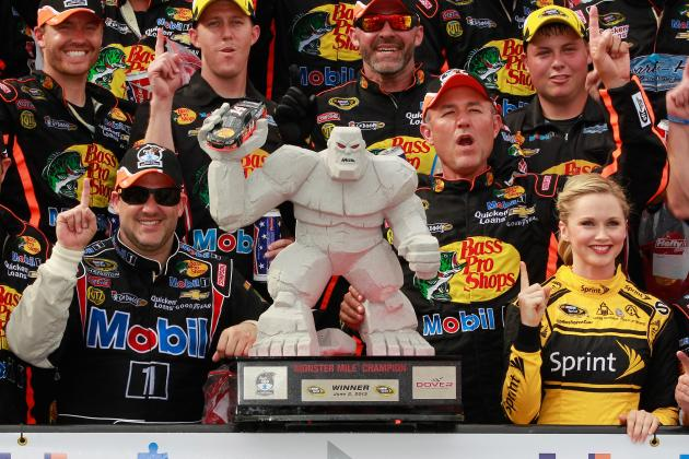 NASCAR Sprint Cup Series 2013: How the Chase Field Will Fare at Dover