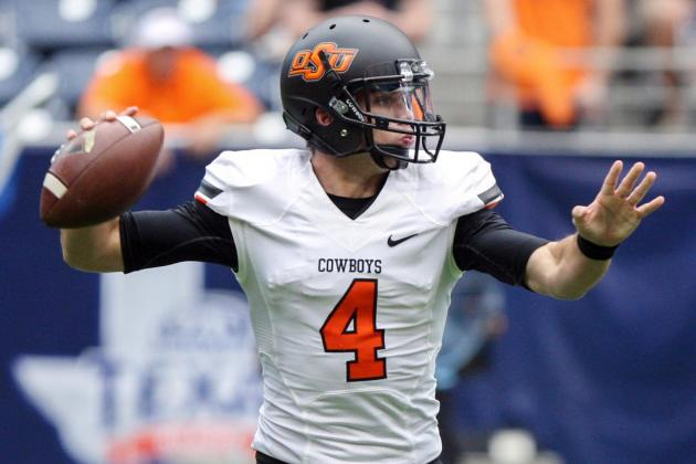Oklahoma St. vs. West Virginia: TV Info, Spread, Injury Updates, Game Time, More