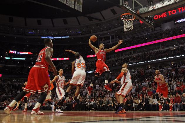 Dispelling the Myth That Derrick Rose Is Not a True Point Guard